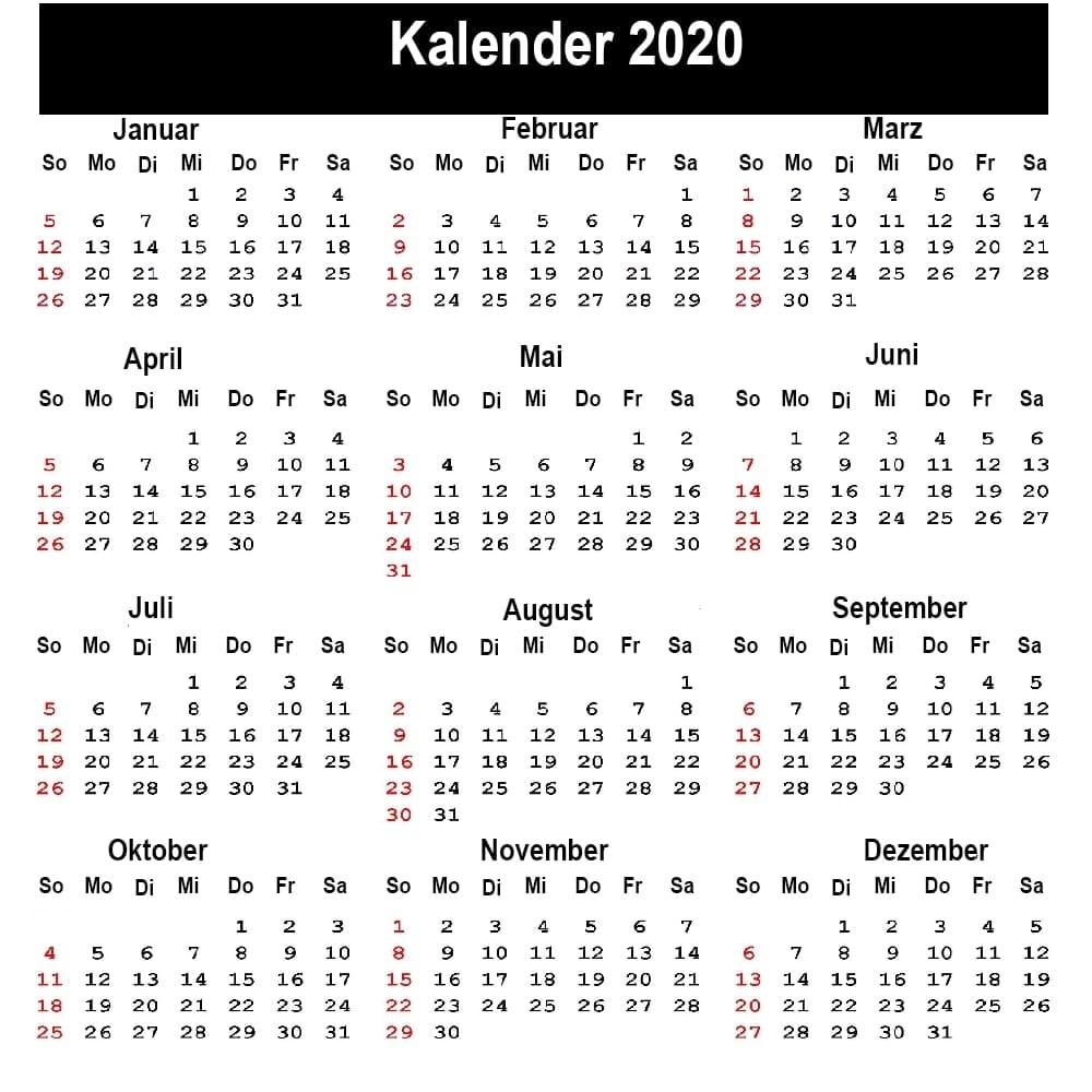 Sommerferien 2020 schleswig-holstein