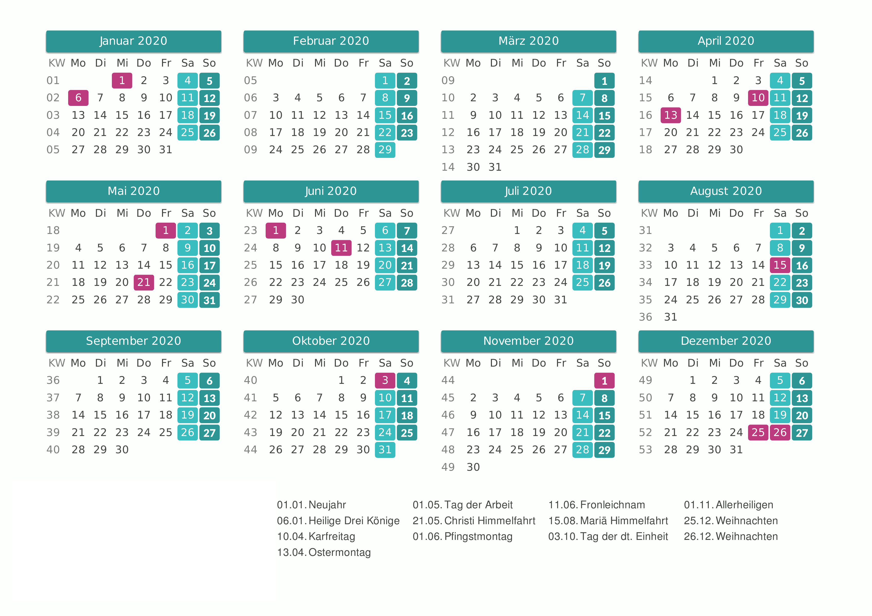 Sommerferien 2020 Bavaria PDF