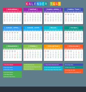 Urdu Kalender 2020