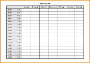 2020 Wochenkalender Excel