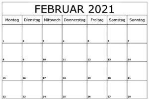 Kinofilme 2021 Februar