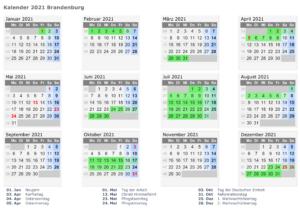 Wann Sind Die Sommerferien Brandenburg 2021