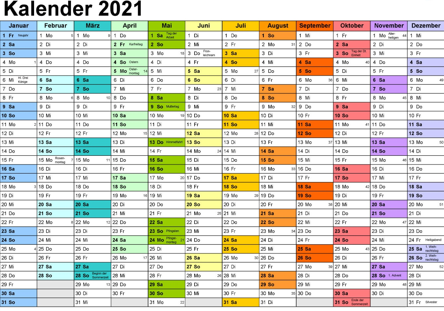 Wann Sind Die Sommerferien Bayern 2021?